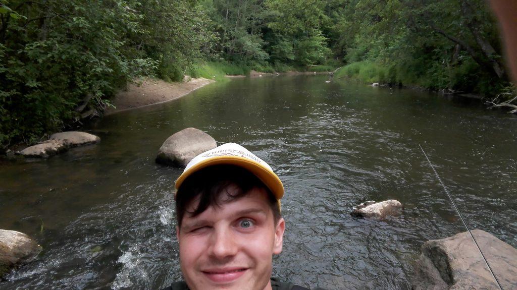 Ciklopas upėje